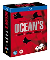 Ocean's Trilogy [Blu-ray][Region Free]