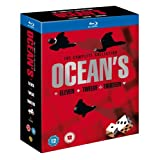 Ocean's Trilogy [Blu-ray] [2007] [Region Free]by George Clooney