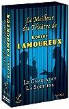 echange, troc Coffret 2 DVD  'Le Meilleur du théâtre de R. Lamoureux'