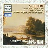 Schubert : Lieder sur des poèmes de Goethe