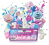 Unicorn Slime Kit Supplies Stuff FOR Girls Making Slime [Everything In One Box] Kids Can Make Unicorn, Glitter, Fluffy Cloud, Floam Slime Putty. Package Includes Glue & Full Science Instructions