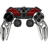 Mad Catz L.Y.N.X.9 Mobile Hybrid Controller with Bluetooth Technology for Android Smartphones, Tablets and PC - Gloss Red
