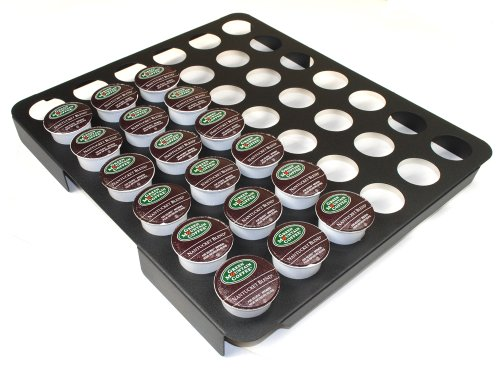 Keurig K Cup  Holder Coffee Pod Organizer Drawer Insert Feature