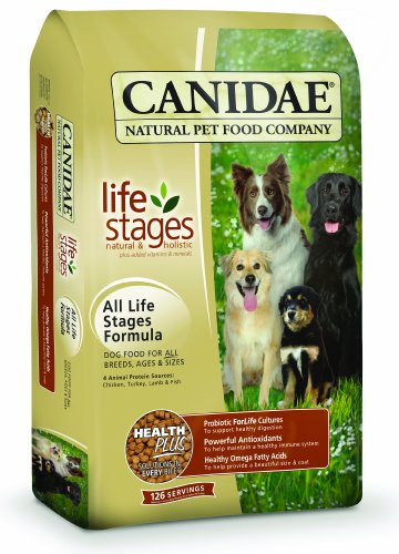 Canidae Dry Dog Food for All Life Stages, Chicken,
