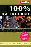 echange, troc Annebeth Vis - 100% Barcelone, Guide de voyage