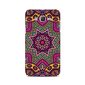 Mobicture Premium Printed Back Case Cover With Full protection For Samsung Galaxy J1 2016