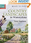 Country Landscapes in Watercolour