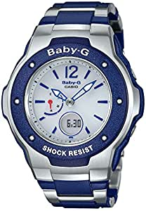 [カシオ]CASIO 腕時計 BABY-G Tripper 世界6局対応電波ソーラー MSG-3300-2BJF レディース