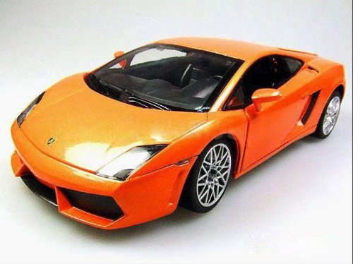 Lamborghini Gallardo Lp560-4 Remote Control Car 1:20 Model Car Toy Free Open Car Doors-orange