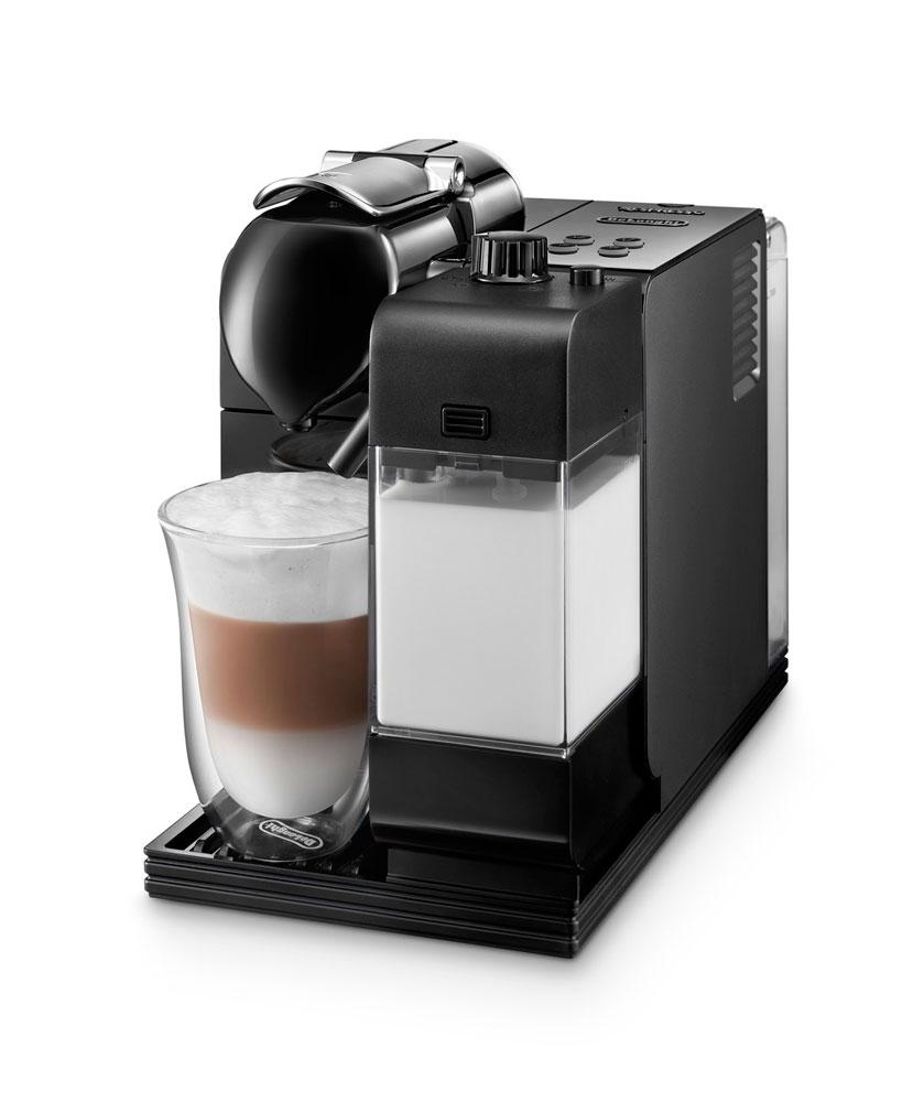 Coffee Maker Clean Button : Amazon.com DeLonghi Silver Lattissima Plus Nespresso Capsule System: Combination Coffee ...