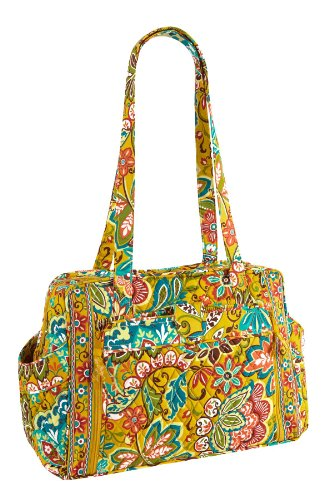 vera bradley make a change baby bag provencal luggage bags diaper bags. Black Bedroom Furniture Sets. Home Design Ideas