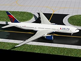 Gemini Jets Delta Airlines B777-800 Model Airplane