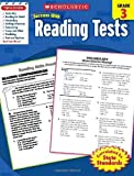img - for Scholastic Success With Reading Tests, Grade 3 (Scholastic Success with Workbooks: Tests Reading) by Scholastic (2010) Paperback book / textbook / text book