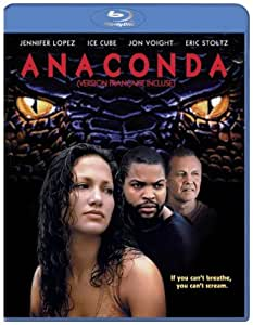 Anaconda Bilingual [Blu-ray]