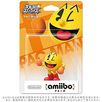 amiibo パックマン (大乱闘スマッシュブラザーズシリーズ)