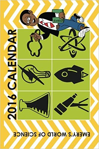 Emery's World of Science Calendar (2016)