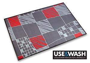Fußmatte Crossing Lines  Use & Wash  3 Größen wählbar, 135x200cm  BaumarktKritiken und weitere Informationen