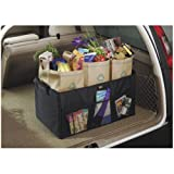 Case Logic ATO-40 Black Folding Cargo Trunk Organizer