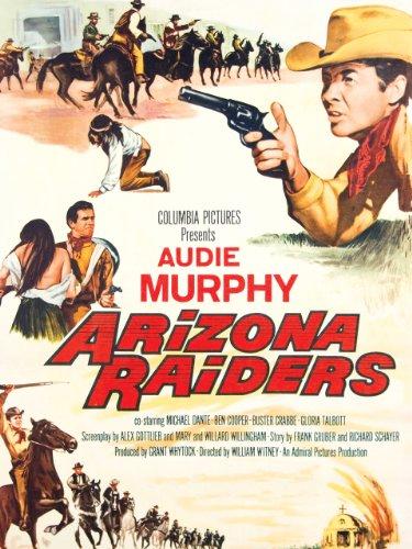 Amazon Com Arizona Raiders Audie Murphy Michael Dante