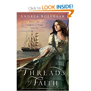 Threads of Faith (Fabric of Time)