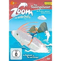 Zoom - Der weiße Delphin Vol. 6 - Das Seeungeheuer