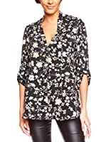 Glamour Paris Blusa Kelly (Negro)