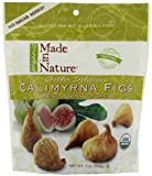 Made In Nature Organic Calimyrna Figs, Sun-Dried and Unsulfured, 7 Ounce Bag