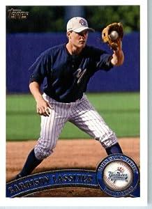 2011 Topps Pro Debut Baseball Card # 48 Garrison Lassiter - Staten Island Yankees -... by Topps