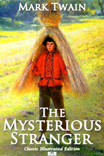 mysterious stranger essay This paper analyzes the differences in the original writing and the edited version of the book, the mysterious stranger by mark twain it examines the effects his personal tragedies had on his mental health.