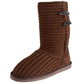 BEARPAW Women's Crochet Boot