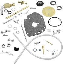 S&S Cycle Super E Carburetor Master Rebuild Kit 11-2923
