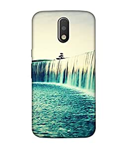small candy 3d Printed Back Cover For Motorola Moto G4 Play -Multicolor nature