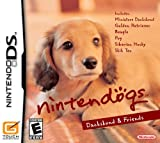 Nintendo DS Nintendogs Dachshund & Friends