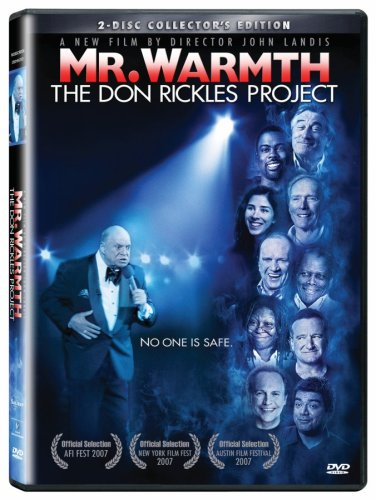 Mr Warmth: The Don Rickles Project [DVD] [Region 1] [US Import] [NTSC]