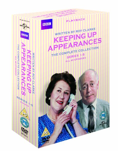 Keeping Up Appearances Complete Collection [DVD] [1990] [2013]
