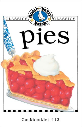 Pies Cookbook by Gooseberry Patch