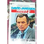 Harry O David Janssen - The High Cost of Living By Lee Hays (Harry O - David Janssen) book cover