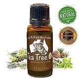 Koala Australia Natural Tea Tree Essential Melaleuca Oil, 15 ml