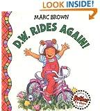 D.W. Rides Again (D. W. Series)