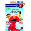 Elmo Says Achoo! (Turtleback School & Library Binding Edition) (Step Into Reading: A Step 1 Book)