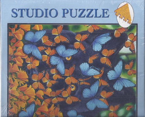 Bits and Pieces; Autumn Butterflies 1000 Puzzle