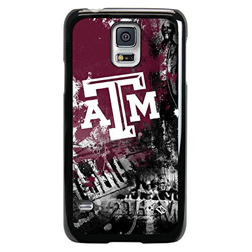Ncaa Texas A&M Aggies Paulson Designs Spirit Case For Samsung Galaxy S5, Slim, Black