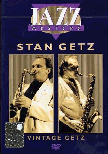 Stan Getz: Vintage Getz - Volumes 1 And 2 [DVD] [2005]