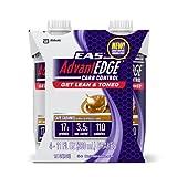 Bebida de Control de Carboidratos Eas AdvantEDGE 11 onzas, sabor caramelo café, paquete de 24 bebidas