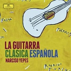la guitarra en la musica clasica espanola: