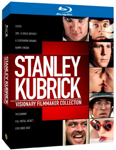 Stanley Kubrick: Visionary Filmmaker Collection [Blu-ray] [1962][Region Free]