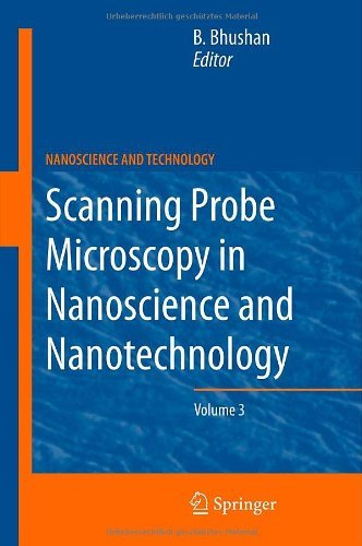 Scanning Probe Microscopy In Nanoscience And Nanotechnology 3 (Nanoscience And Technology)