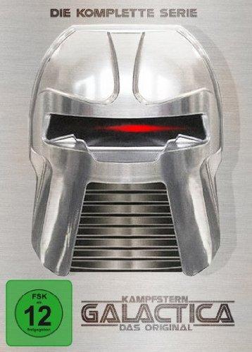 Kampfstern Galactica - Die komplette Serie (13 DVDs)