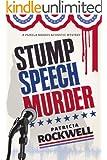 Stump Speech Murder ( A Pamela Barnes Acoustic Mystery)