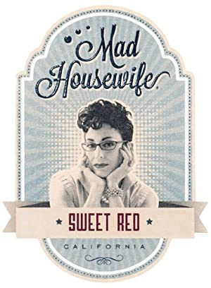 NV Mad Housewife Sweet Red, 750 mL Wine